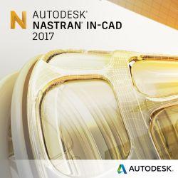 Nastran In-CAD 2017 – wynajem z Advanced Support – subskrypcja 2 lata – multi user