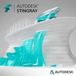 Stingray 2017 - wynajem z Basic Support - subskrypcja 2 lata - single-user