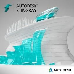 Stingray 2017 - wynajem z Advanced Support - subskrypcja 2  lata - single-user