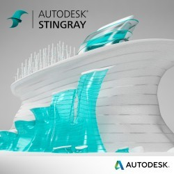 Stingray 2017 - wynajem z Advanced Support - subskrypcja 3  lata - single-user