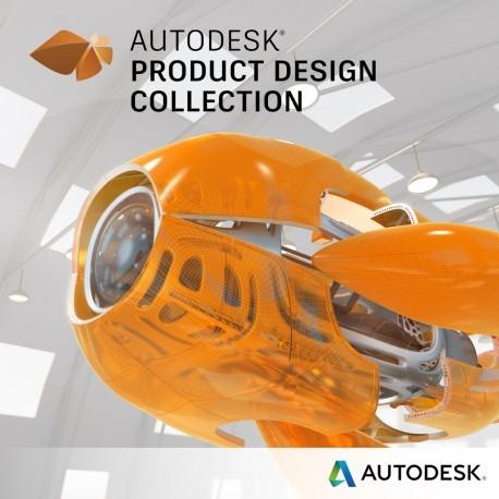 Product Design Collection - wynajem z Basic Support - subskrypcja 1 rok - multi-user