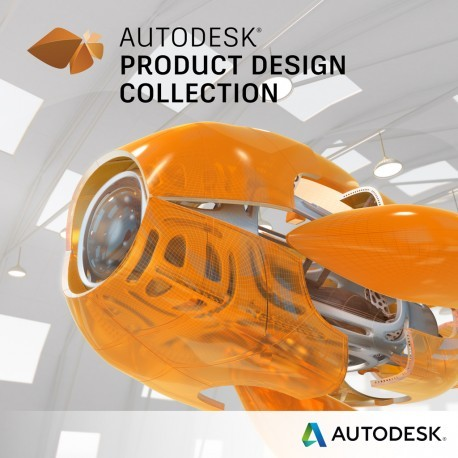 Product Design Collection - wynajem z Basic Support - subskrypcja 3 lata - multi-user