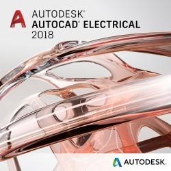 AutoCAD Electrical 2018 - wynajem z Basic Support - subskrypcja  3 miesiące - single-user