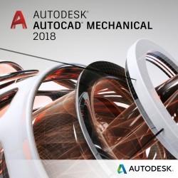 AutoCAD Mechanical 2018 - wynajem z Basic Support - subskrypcja 3 miesiące - single-user