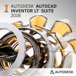 AutoCAD Inventor LT Suite 2018 - wynajem z Advanced Support - subskrypcja 3 miesiące