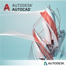 Desktop Subscription - wynajem licencji            AutoCAD LT 2018 - 1 rok