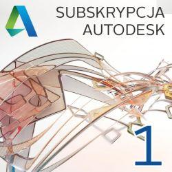 Subskrypcja AutoCAD LT - 1 rok