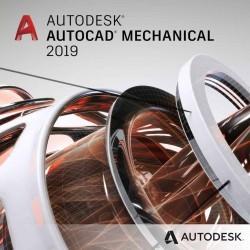 AutoCAD Mechanical 2019 - wynajem - subskrypcja 2 lata - single-user