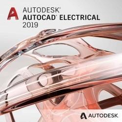AutoCAD Electrical 2019 - wynajem - subskrypcja 2 lata - single-use