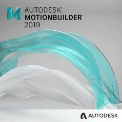 MotionBuilder 2019 - wynajem - subskrypcja 2 lata  - single-user