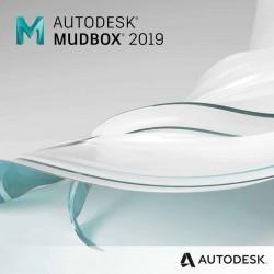 Mudbox 2019 - wynajem - subskrypcja 2 lata -  single-user