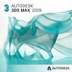 3ds Max 2019 - wynajem - 3 miesiące - single-user - odnowienie