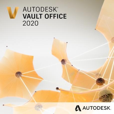 Vault Office 2020 - wynajem - subskrypcja 1 rok - multi-user