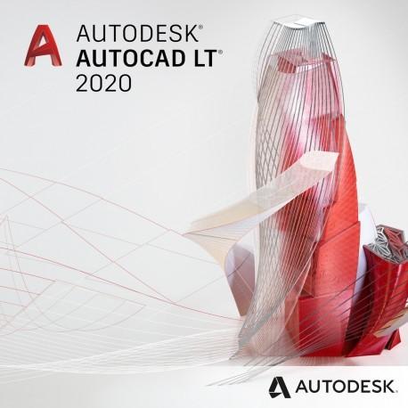 AutoCAD LT 2020 - wynajem - subskrypcja 2 lata