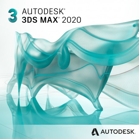 3ds Max 2020 - wynajem - subskrypcja 3 lata -  multi-user