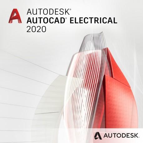 AutoCAD Electrical 2020 - wynajem - subskrypcja 3 lata - single-user