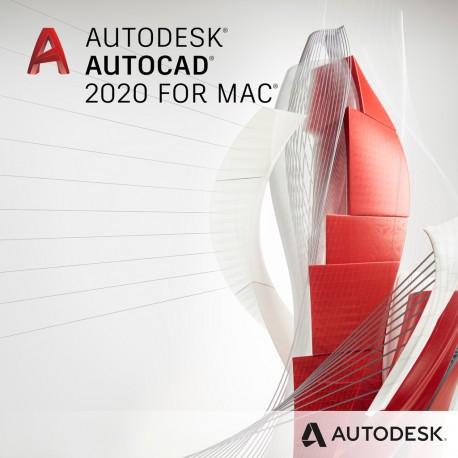AutoCAD na Mac - wynajem - subskrypcja 3 lata - single-user