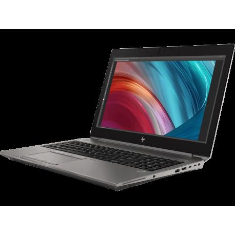 Mobilna Stacja robocza HP ZBook 15 G6 - Intel Core i5/512GB SSD/8GB/QuadroT1000/Win10