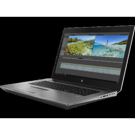 Mobilna Stacja robocza HP ZBook 17 G6