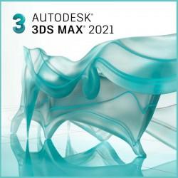 3ds Max 2021 - wynajem - subskrypcja 1 rok - multi-user