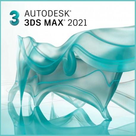 3ds Max 2021 - wynajem - subskrypcja 1 rok - single-user