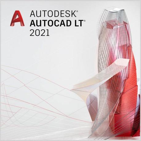 AutoCAD LT 2021 - wynajem - subskrypcja 1 miesiac