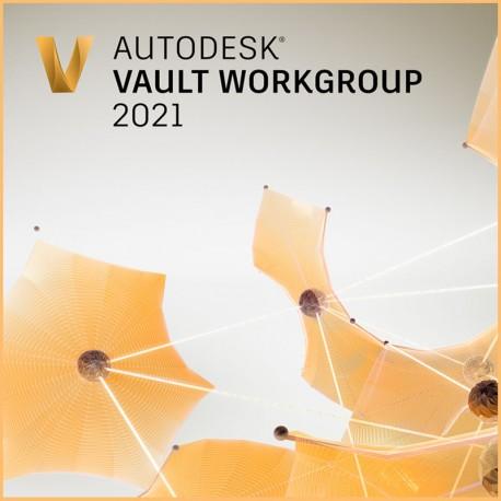 Vault Workgroup 2021 - wynajem - subskrypcja 1 rok - multi-user