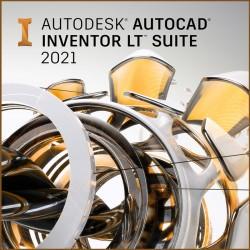 AutoCAD Inventor LT Suite 2021 - wynajem - subskrypcja 3 lata