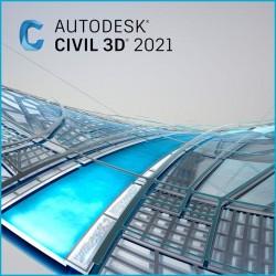 Civil 3D - wynajem - subskrypcja 1 rok