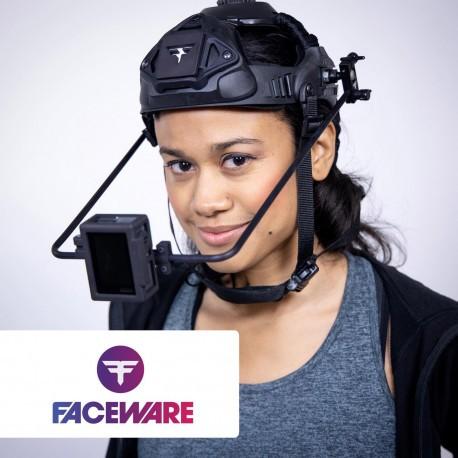 Faceware – system do motion capture twarzy