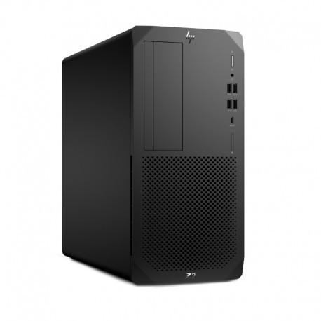 HP Z2 G5 TWR Workstation Intel i7 10700k/512GB SSD+1TB HDD