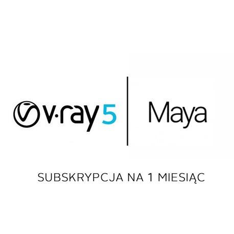 V-Ray 5 dla Maya