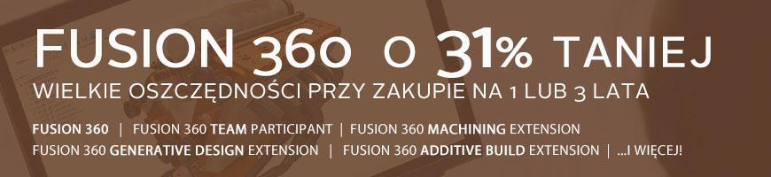 Promocja Fusion 360