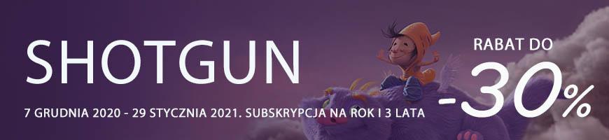 promocja na oprogramowanie Autodesk Shotgun