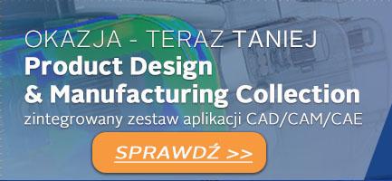 Promocja kolekcja PD&M Autodesk taniej