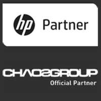 Partner HP, chaosgroup